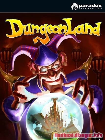 Download Game Dungeonland 2013 Full Crack Fshare