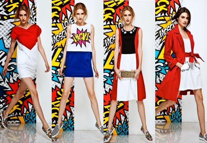 Style Citizen   Pop Art - We Love Moschino Spring Summer 2014 Collection 85ffa220031