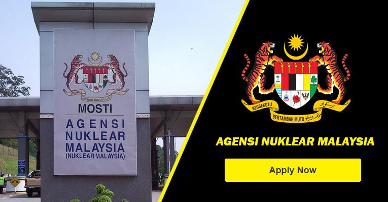 Jawatan Kosong di Agensi Nuklear Malaysia