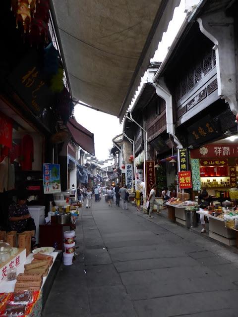 Calle de Huangshan