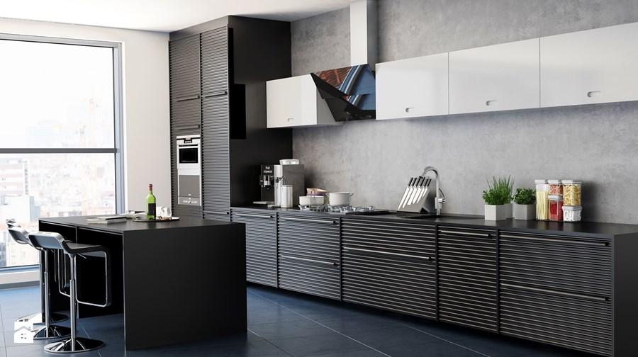 Blog wnętrzarski  design, nowoczesne projekty wnętrz   -> Kuchnie I Okapy
