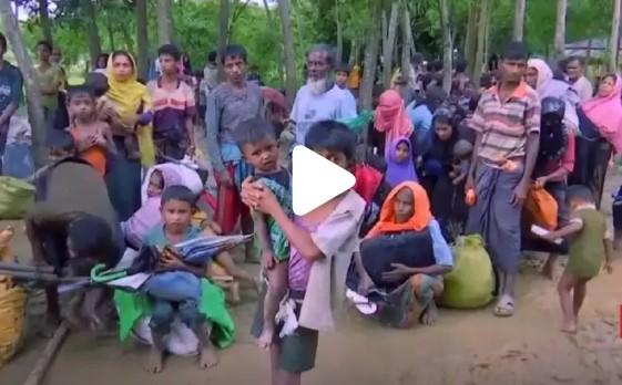 uu Kyi Akhirnya Buka Suara Soal Rohingya
