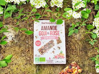 Barressentielle Amande Goji & Rose - Aromandise