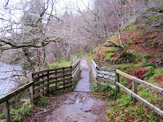 The 6th bridge on the 7 bridges trail, Deeside walks