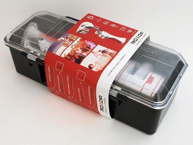 SONY製1200万画素COMSを搭載したカメラ一体型ハンドヘルド3軸ジンバル