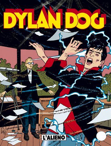 Dylan Dog (1986) 149 Page 1