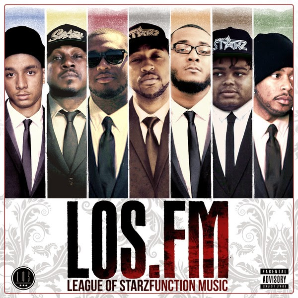 League Of Starz - LOS.FM (Deluxe Edition) Cover