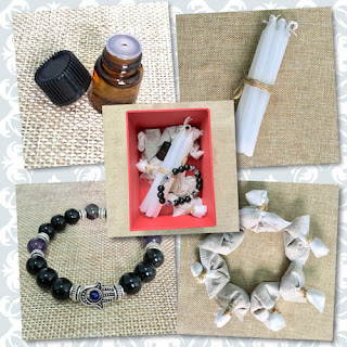 Psychic Attack Buster Ritual Kit