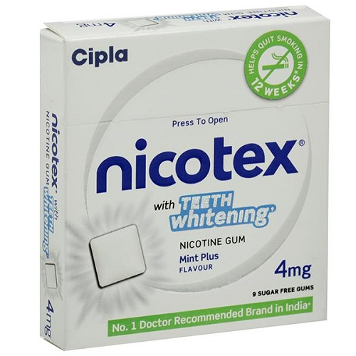 Nicotex Gum (Six Box)