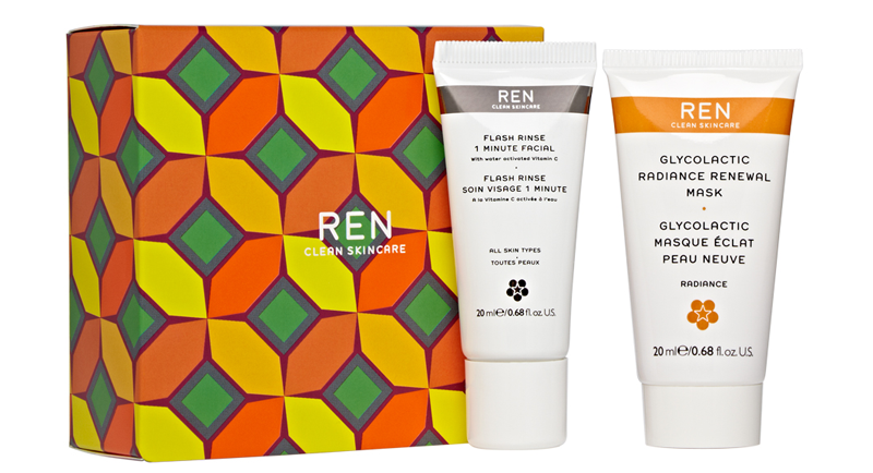 Glow&GO kit, Ren