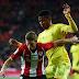 El Athletic le amarga la noche al Girona que contó con el accionar de 'Choco' Lozano