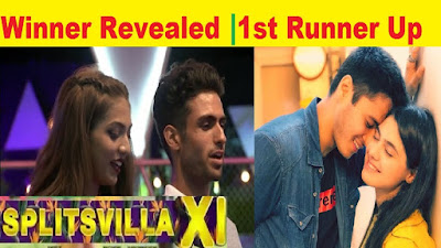 SPLITSVILLA SEASON 11 WINNER NAME