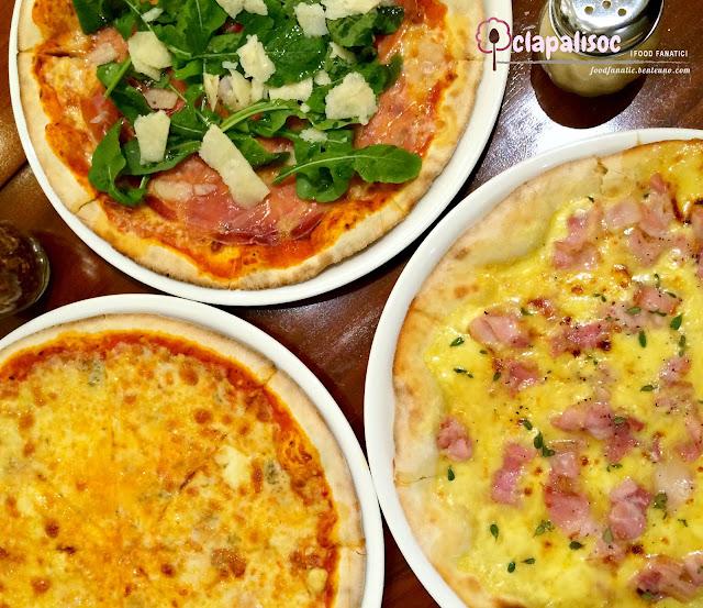 Peperoni Pizzeria Pizza Flavors