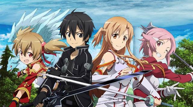 10 Rekomendasi Anime Summer 2012 Terbaik Wajib Ditonton!