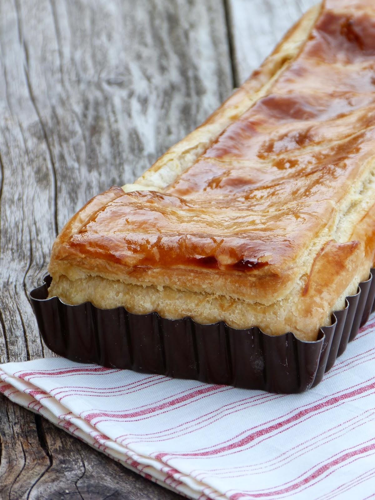 chic chic chocolat feuillantine comtoise feuillet au fromage et au jambon. Black Bedroom Furniture Sets. Home Design Ideas