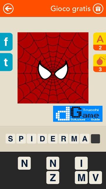 Indovina il film! Logo Quiz soluzione pacchetto 4 livelli 1-25