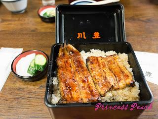 川豊鰻魚飯