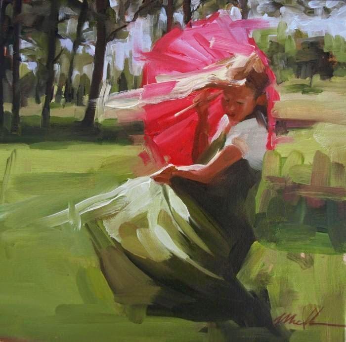 Красота эмоций. Michelle Torrez