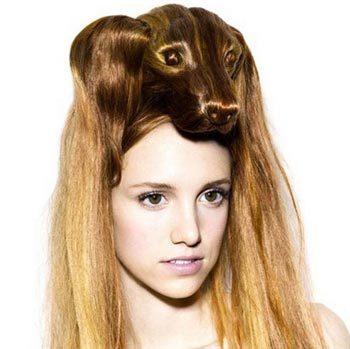 Exquisito peinados originales Imagen de cortes de pelo tutoriales - P E I N A D O S: PEINADOS ORIGINALES