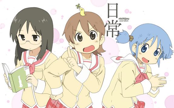 Anime Comedy yg Bisa Membuat Kalian Tertawa Lepas