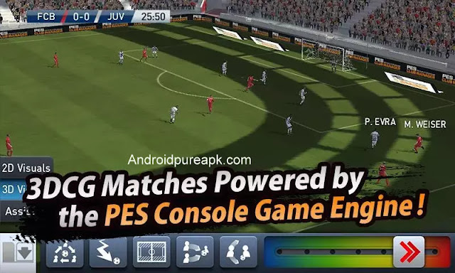 PES CLUB MANAGER Full Apk