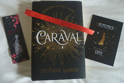 Quest to find CARAVAL's hidden cover