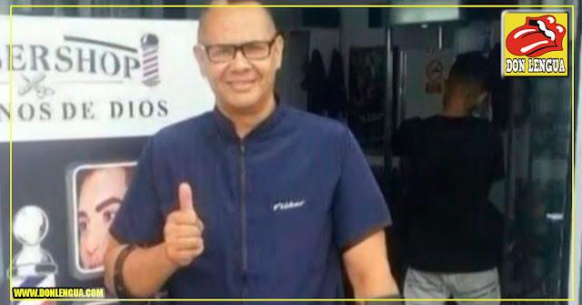 Barbero venezolano fue asesinado en Perú durante un asalto a su local