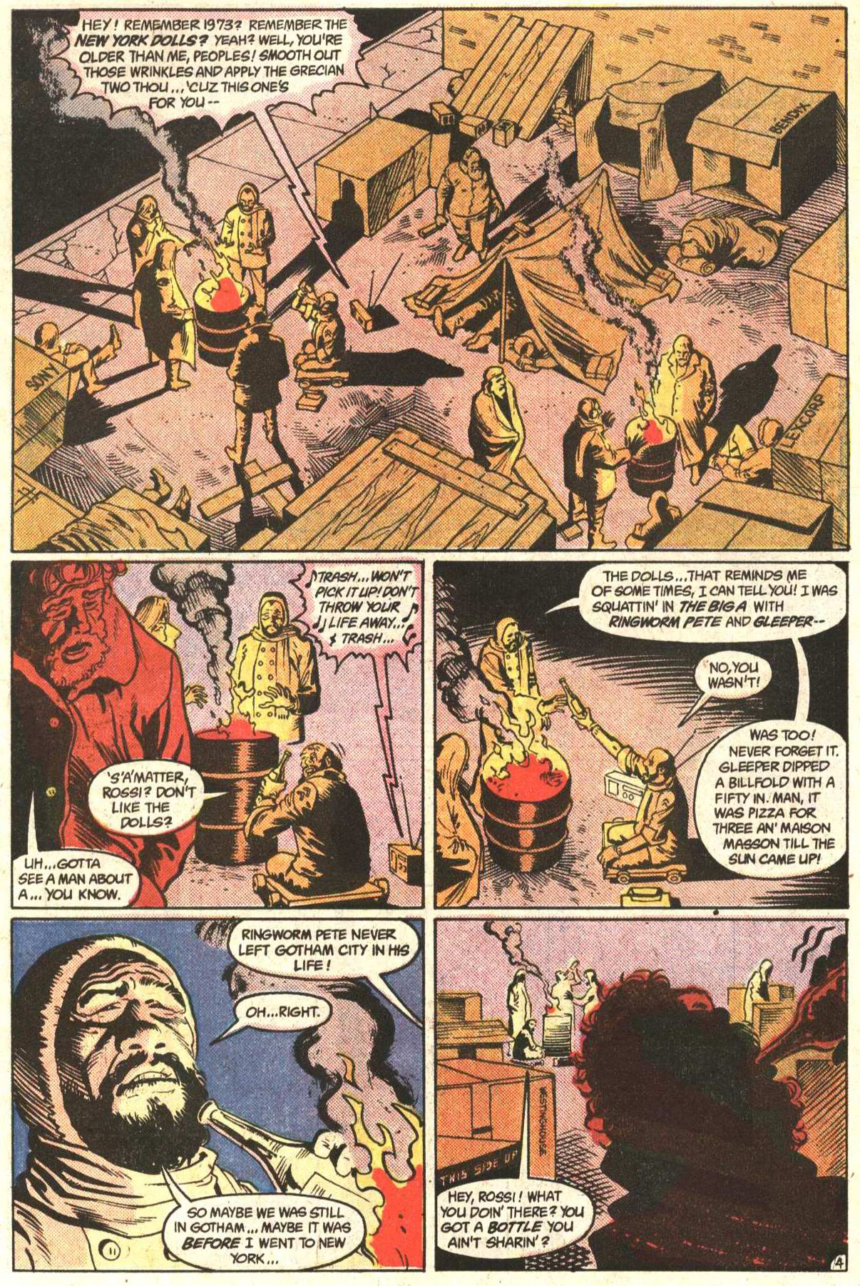 Detective Comics (1937) 587 Page 4