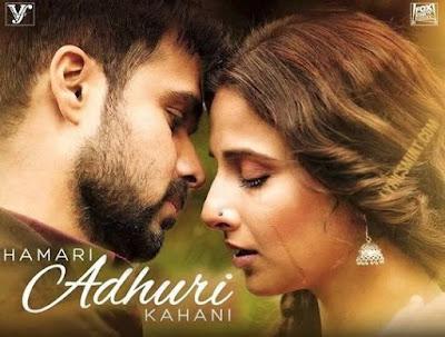 Lagu Ost Hamari Adhuri Kahani (2015) Full Album