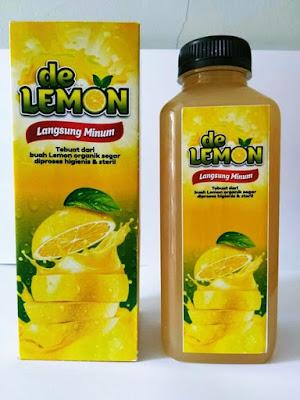 De Lemon untuk Kesehatan Badan Pria dan Wanita