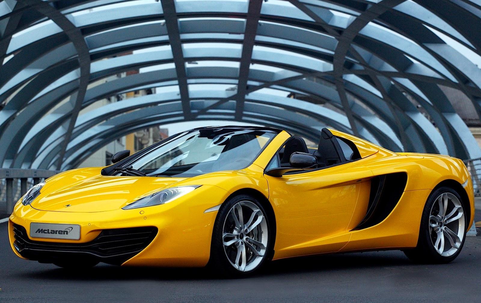 Mclaren Cars Wallpaper Hd: McLaren P1 Car Wallpapers HD
