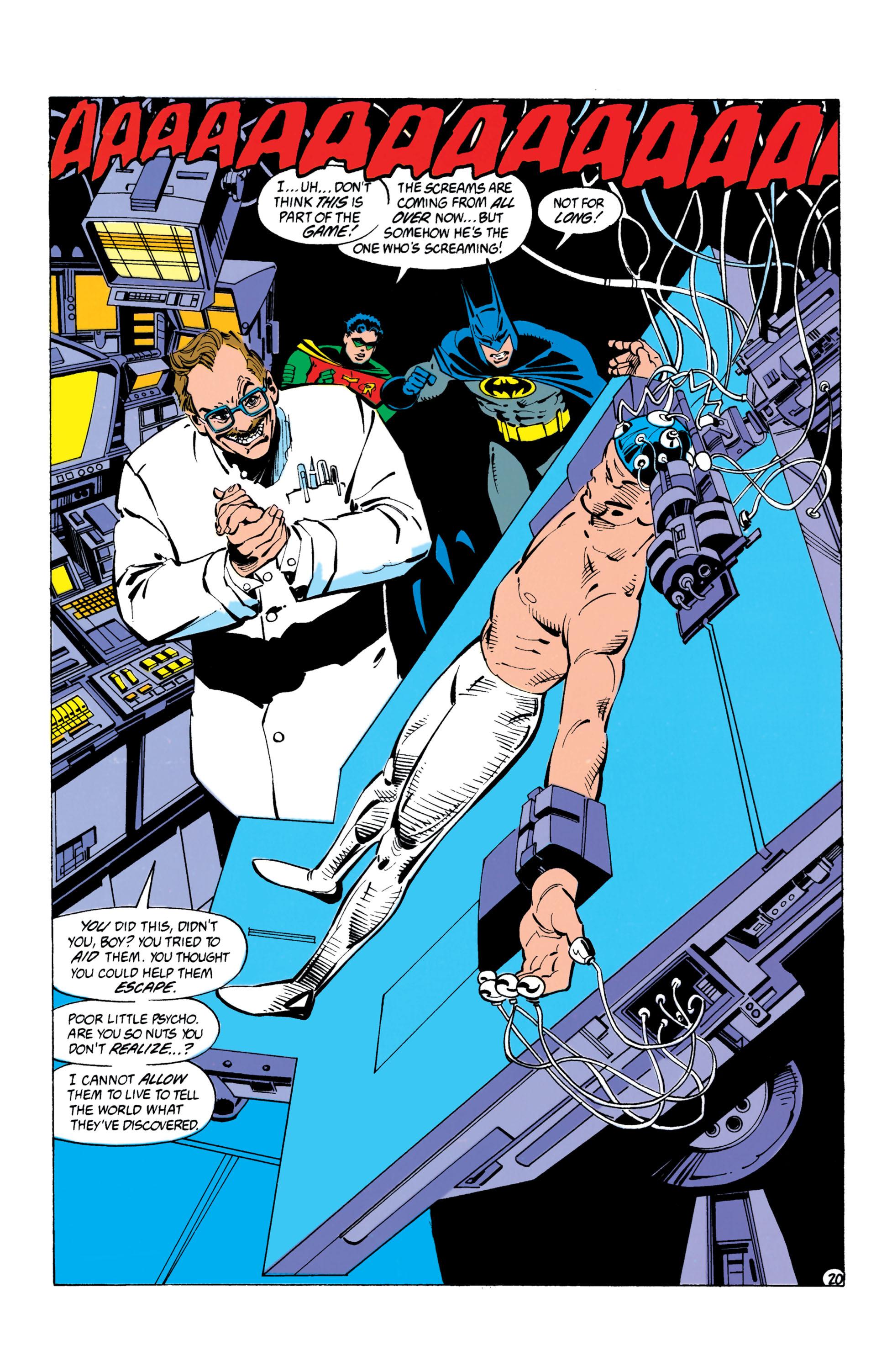 Detective Comics (1937) 636 Page 19