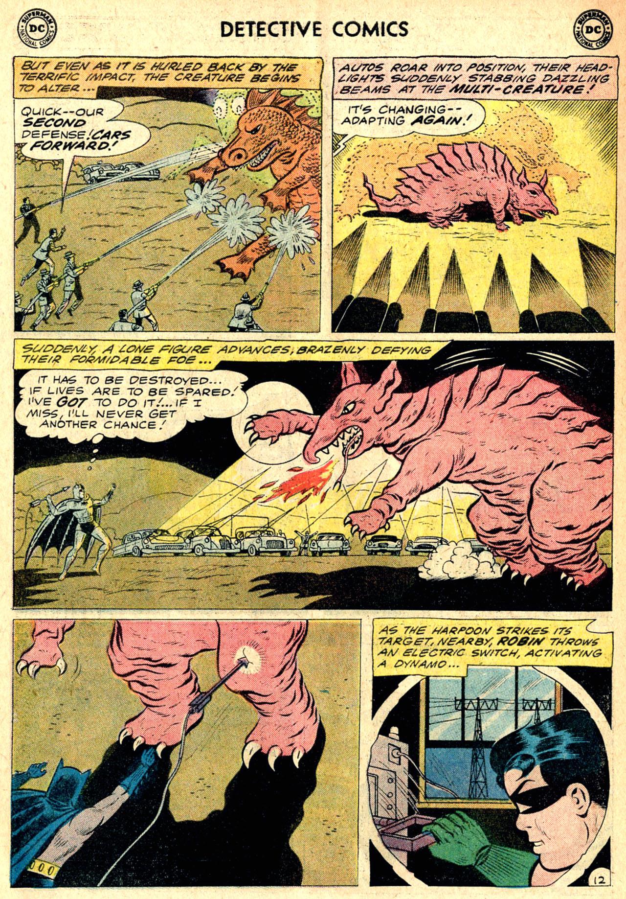 Detective Comics (1937) 288 Page 13