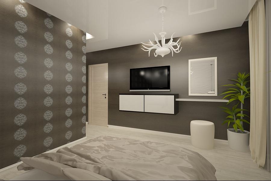 Design interior dormitor casa Constanta - Arhitect / Amenajari Interioare Constanta