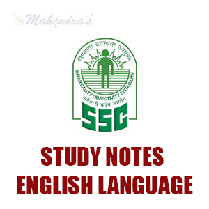 Study Notes : Tones of the Passages for All SSC Exams - 01.08.18