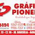 PUBLICIDADE │ GRÁFICA PIONEIRA