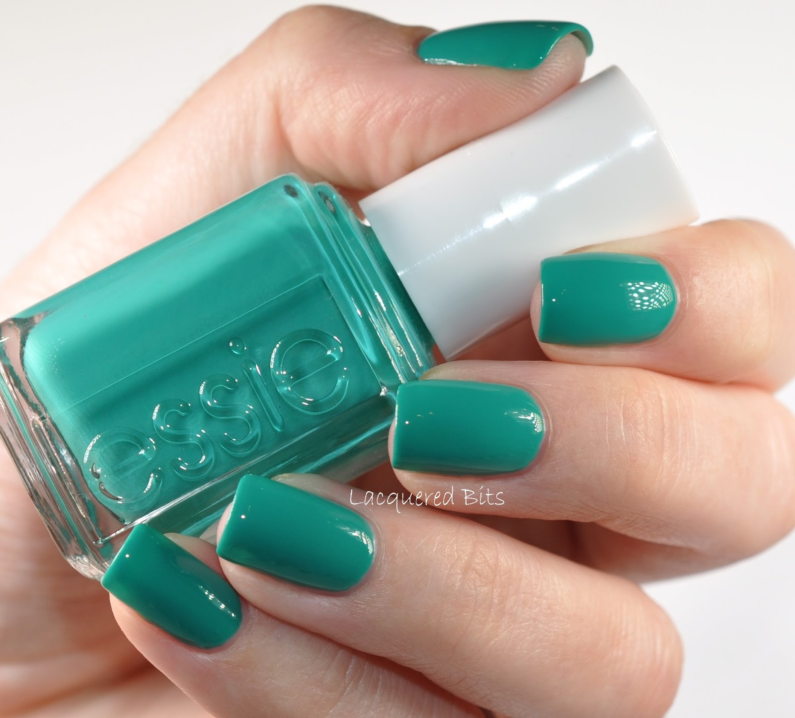Essie Neon Green Nail Polish | Hession Hairdressing
