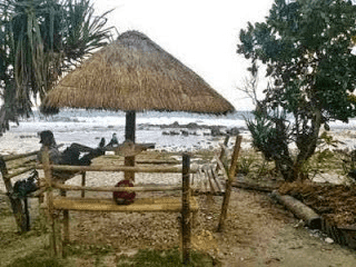 Pantai Pidakan Tulakan Pacitan