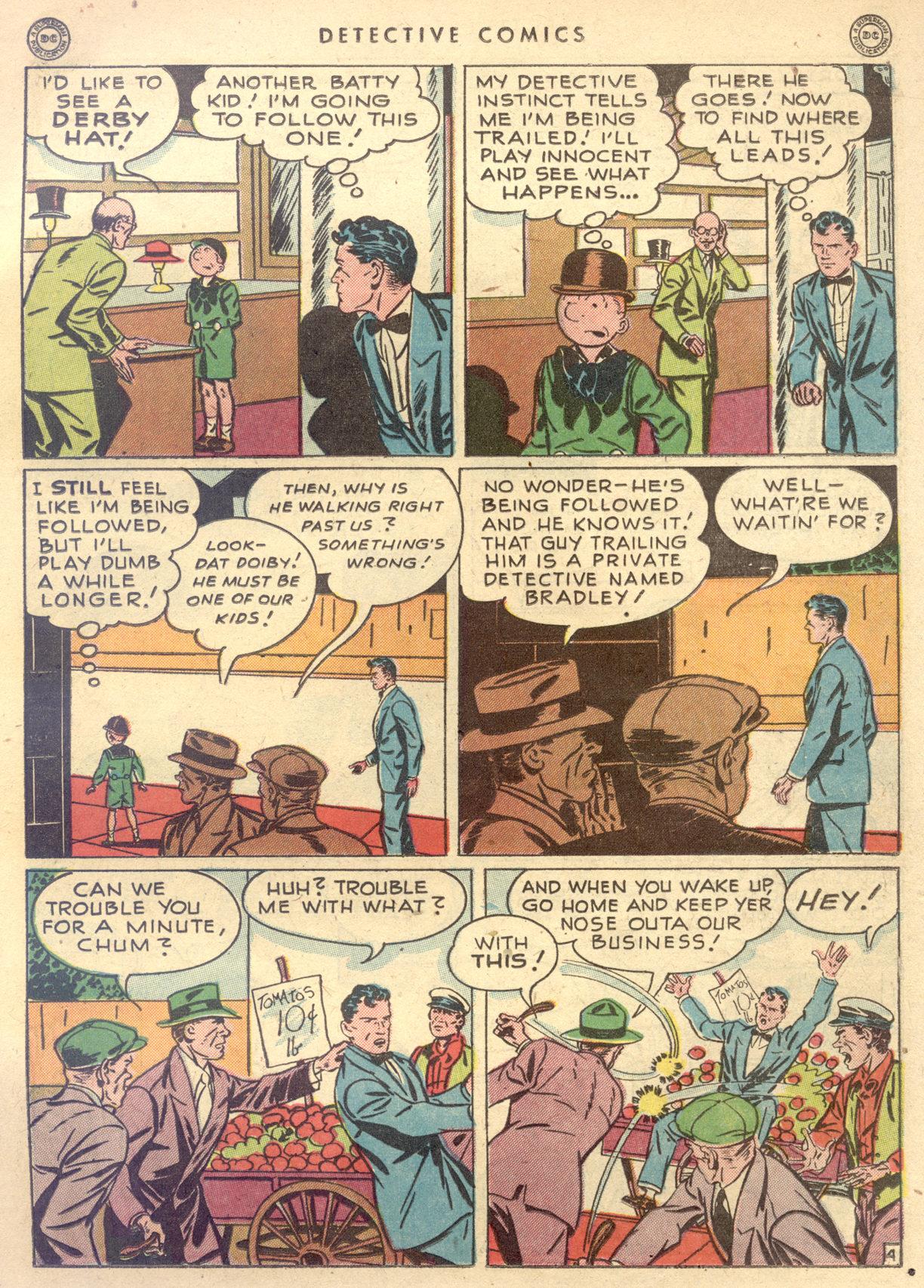 Read online Detective Comics (1937) comic -  Issue #122 - 21