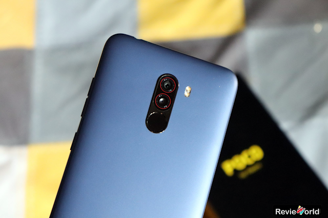 XIAOMI POCOPHONE F1 REVIEW AND SPECIFICATION