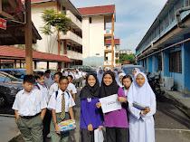 Hari Orientasi Murid  Ting 1 SMK Cheras 2018