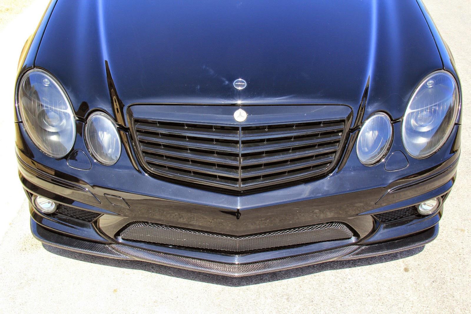 Mercedes-Benz W211 E55 AMG RENNtech Shadowline | BENZTUNING