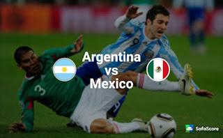مشاهدة مباراة الأرجنتين والمكسيك بث مباشر بتاريخ 17-11-2018 مباراة ودية