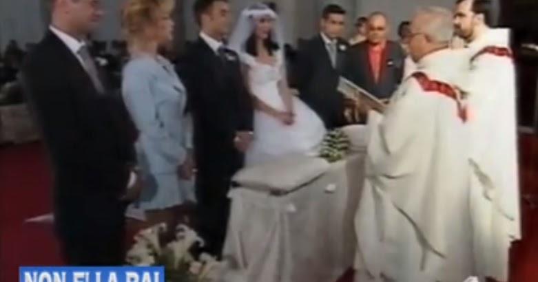 Matrimonio ANTONELLA MOSETTI e ALEX NUCCETELLI del 30 giugno 1995