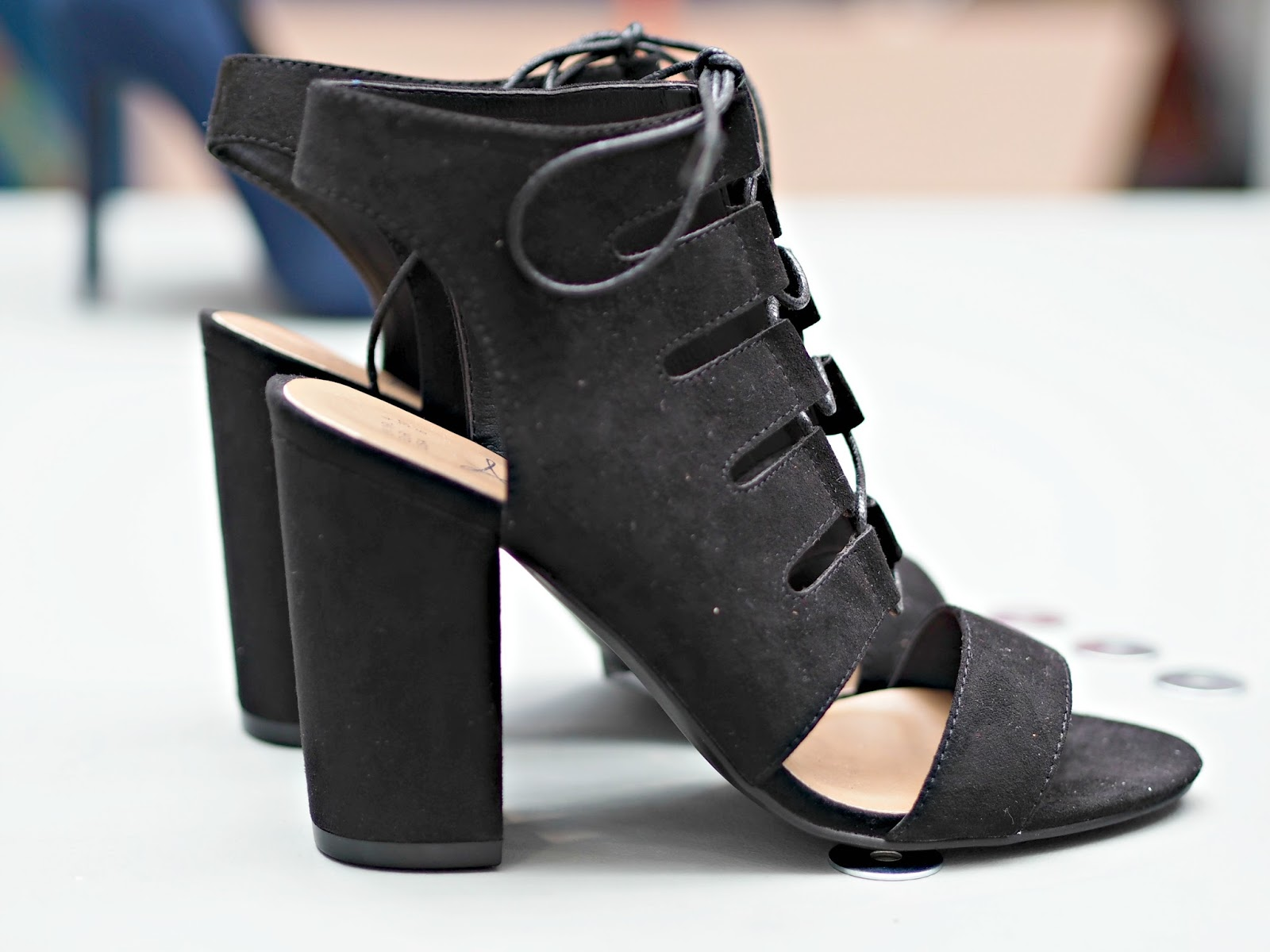 Lace Up Shoe Bootd