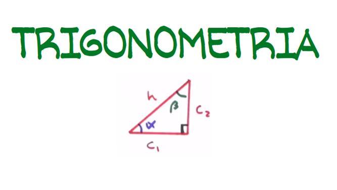 Trigonometria - O que é? - Definição