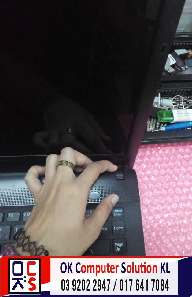 [SOLVED] HINGE PATAH SONY VAIO | REPAIR LAPTOP CHERAS 2