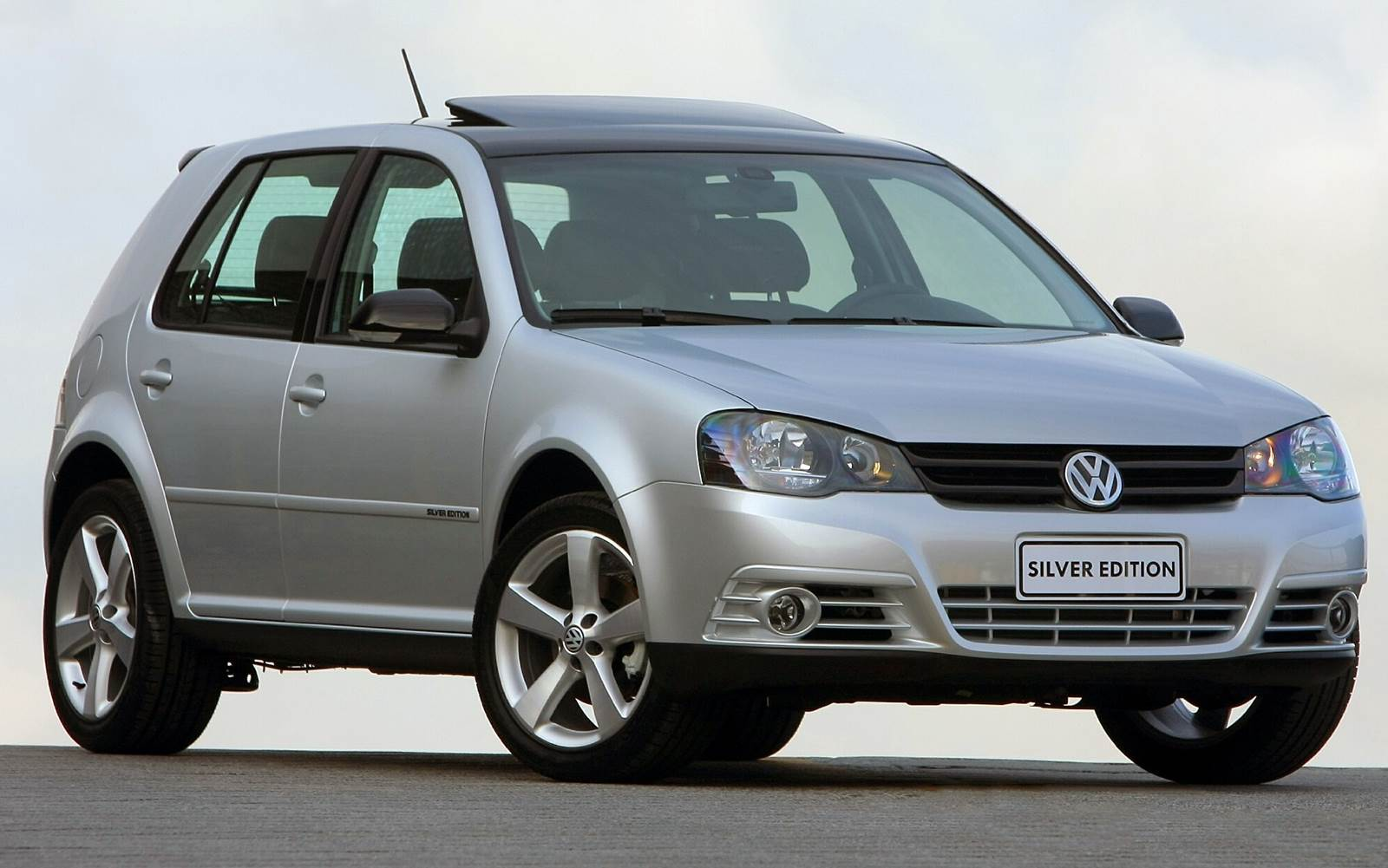 vw golf 2010 silver edition pre o r reais car. Black Bedroom Furniture Sets. Home Design Ideas