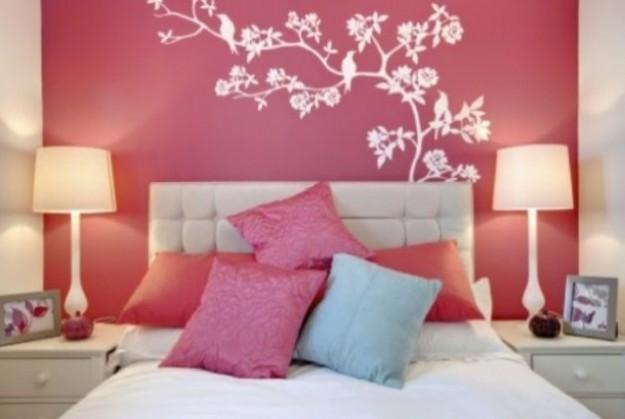 Decorar las paredes de un cuarto dormitorios con estilo - Decoracion de paredes de dormitorios ...
