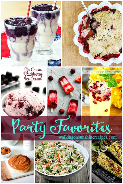 Here are the party favorites from our last party!
